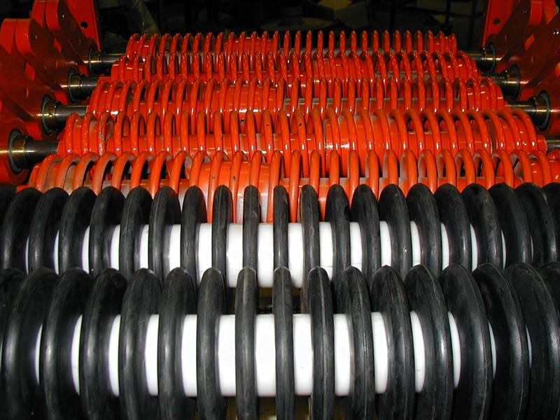 coil cleaner machine